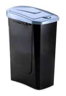 Lixeira Arthi Com Tampa Eco Fácil Em Plástico - 15 L