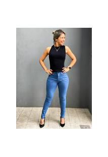 Calça Animale Jeans Skinny Likeleather A