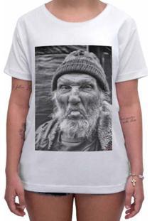 Camiseta Impermanence Estampada Divertidamente Feminina - Feminino