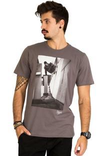 Camiseta Element French Fred - Masculino