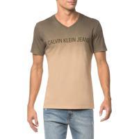 c37703e61a85c1 Camiseta Calvin Klein Degrade masculina | El Hombre
