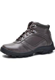 Bota Adventure Over Boots Marrom