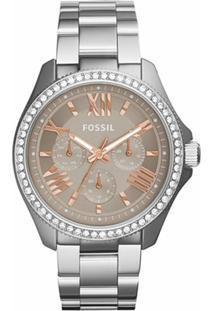 435749638d9 Relógio Digital Fossil Inox feminino