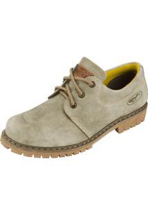 Sapato Beeton Walker402C Verde