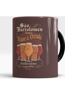 Caneca São Bartolomeu Vintage