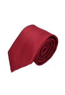 Gravata Vermelha Tradicional Levok