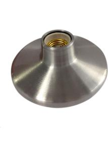 Plafonier Turquia Alumínio E27 Lixado - Pl150/Lx - Kin Light - Kin Light