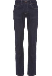 Calça Jeans Masculina Dark - Azul Marinho