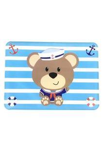 Jogo Americano Infantil - Unik Toys - Urso_Marinheiro