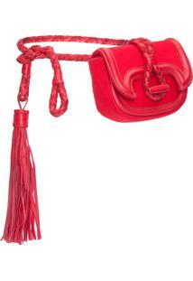 Pochete Feminina Club Red - Vermelho