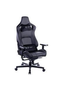 Cadeira Gamer Husky Gaming Hailstorm 900, Preto, Com Almofadas, Reclinável Com Sistema Frog, Descanso De Braço 3D - Hgma063