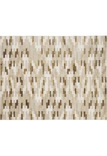 Tapete Multi Tiles 2 Peca Unica - 302 X 243 Cm
