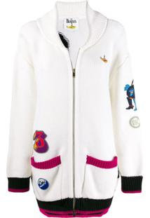 Stella Mccartney Cardigan All Together Now - Branco
