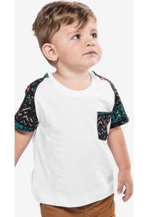 Camiseta Raglan Etnica Niños 500014