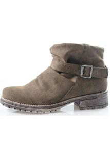 Bota Vegano Shoes Argan Marrom