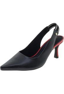 Sapato Feminino Chanel Preto Ramarim - 1885201