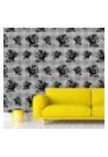 Papel De Parede Autocolante Rolo 0,58 X 5M - Flores 855306