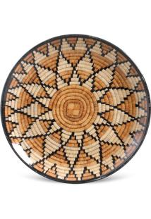 Prato Sobremesa Coup African Cerâmica 6 Peças Porto Brasil