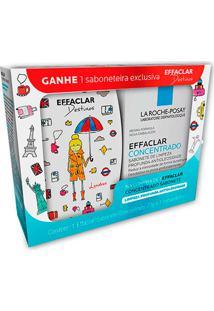 Sabonete Facial Effaclar Concentrado La Roche Posay 70Gr + Saboneteira