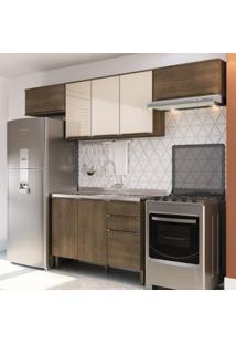 Cozinha Modulada Áustria A2893 - Casamia Elare