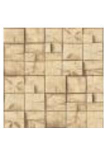 Papel De Parede Adesivo Decoração 53X10Cm Bege -W21149