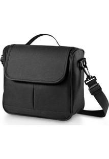 Bolsa Térmica Cooler Bag Preta Multikids Baby - Bb027