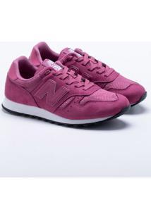 ee7a8438ae Lojas Paqueta. Sneaker Rosa Running Retrô Conforto Corrida Amor Eva  Sintético Balance 34 Tênis New 373 Feminino