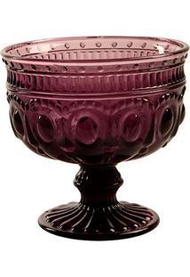 Taça De Sobremesa Jewelry Lilac