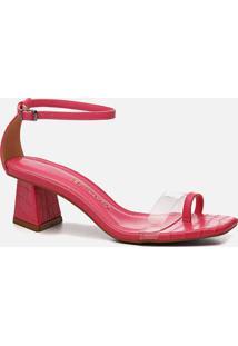 Sandália Feminina Milano Flamingo 11965