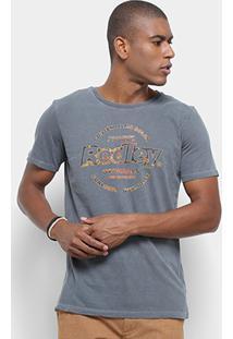 Camiseta Redley Originals Estampada Masculina - Masculino