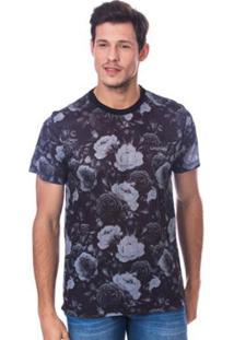 Camiseta Long Island Roses Masculina - Masculino