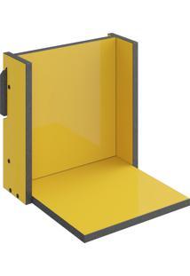 Prateleira Mov Menor Amarelo Be Mobiliário