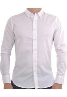 Camisa Volcom Oxford Stretch - Masculino