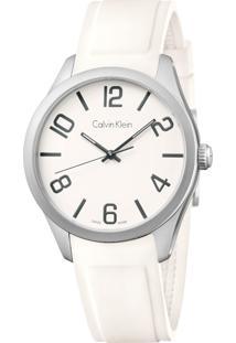 Relógio Calvin Klein K5E511K2 Prata