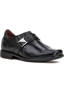Sapato Casual Masculino Masculino Pegada Preto