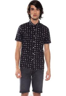 Camisa Levis Short Sleeve Pacific No Pocket - S