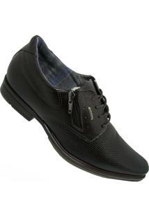 Sapato Pegada Anilina C/ Cadarço Social - Masculino