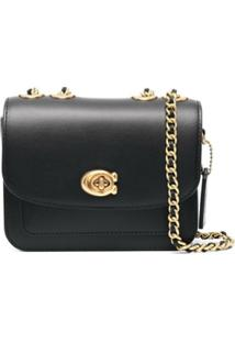 Coach Bolsa Tiracolo Madison - Preto