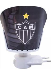 Luminária Brasão Atlético Mineiro - Unissex