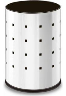 Cesto Aço Inox Alpha Decorline 20X29Cm Brinox 3001/201