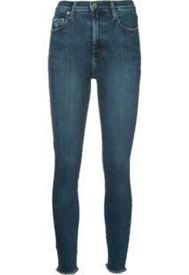 Nobody Denim Calça Jeans Cult Skinny Ankle - Azul