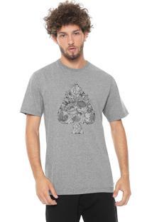 Camiseta Mcd Artichoke Espada Cinza