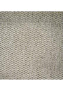Tapete New Boucle Quadrado Polipropileno (250X250) Cinza
