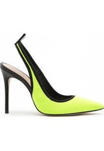 Scarpin Slingback Sporty Neon | Schutz