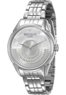 Relógio Feminino Seculus Analógico 28653L0Svna2 - Unissex