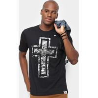 e7fd998ec7 Camiseta Toiss Cruz Masculina - Masculino
