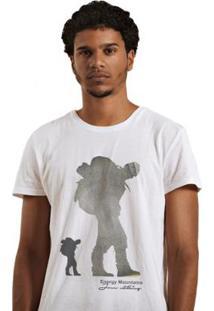 Camiseta Joss Premium Montains - Masculino