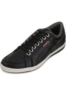 Sapatênis Spell Shoes Sp18-217 Preto