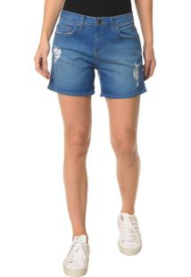Shorts Jeans Five Pockets - 38