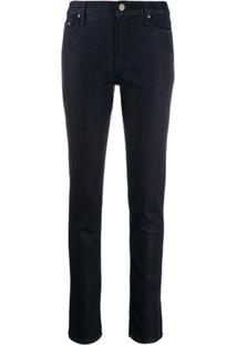 Karl Lagerfeld Skinny-Fit Jeans - Azul
